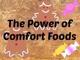 comfort fods
