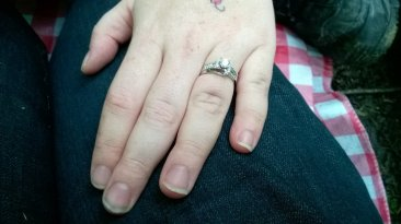engagment ring pic 1